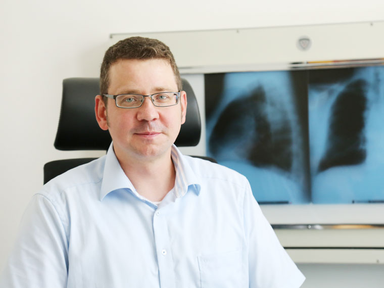 Lungenarzt Dr. med. Marc Autenrieth