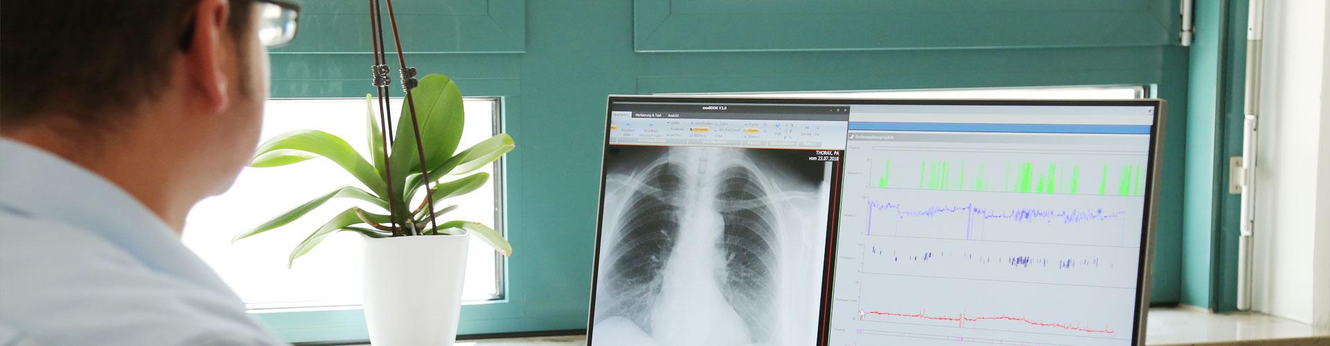 Arztpraxis Dr. Marc Autenrieth, Lungenfacharzt in Augsburg